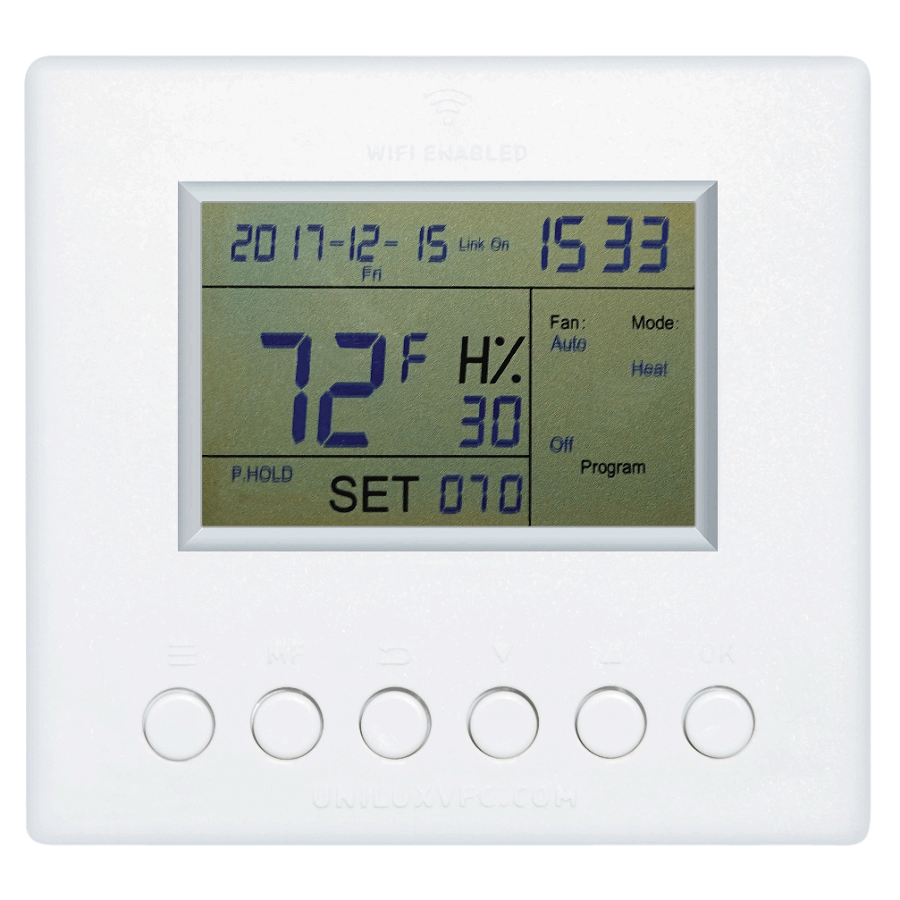 Thermostat - Display Square