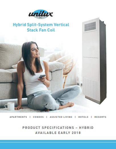 Unilux VFC Hybrid Split System Brochure Thumbnail