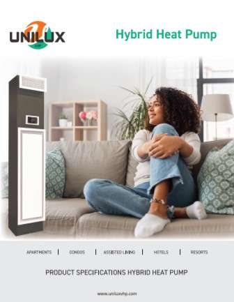 Hybrid Heat Pump Brochure - Thumb