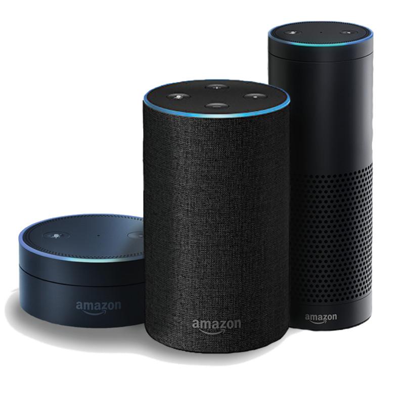 Amazon Alexa - 3 Types