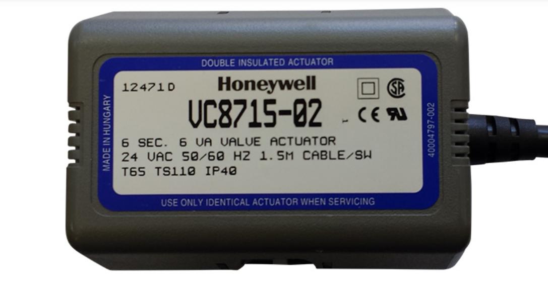 Honeywell Actuator 24v (6 Wire)