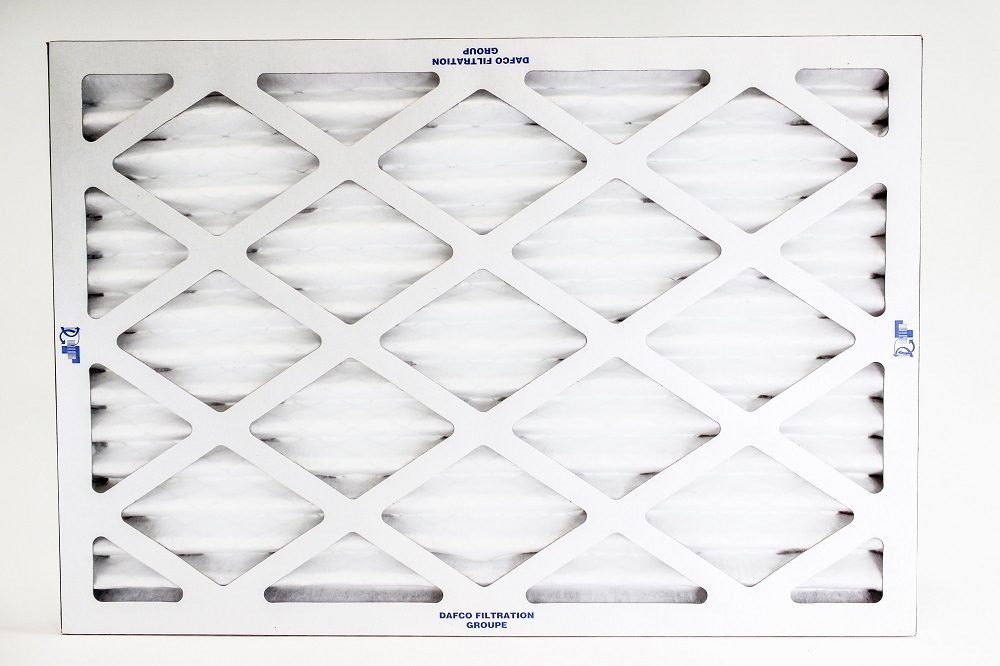 PLEATED AIR FILTER 17 1/2inx 20in (Merv 10)