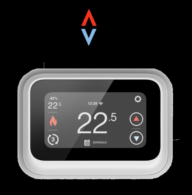 Universe Thermostat & Universe Logo